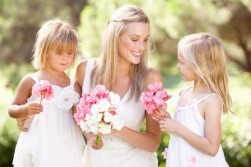 Age for Children as Vow Renewal Attendants