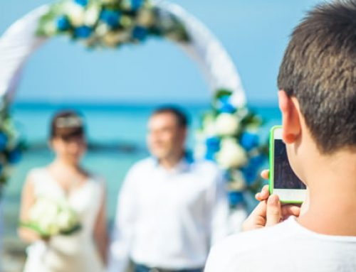 Cell Phone Etiquette for a Vow Renewal Ceremony