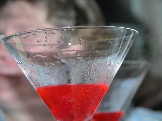Signature Cocktails for Vow Renewals