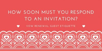 How Soon Must You Respond to an Invitation?