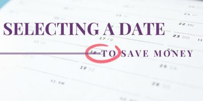 Selecting a Data to Save Money