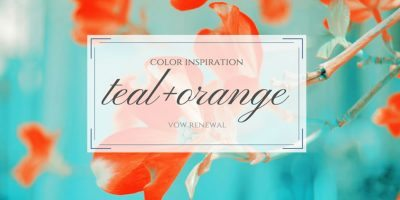 Teal Orange Color Inspiration