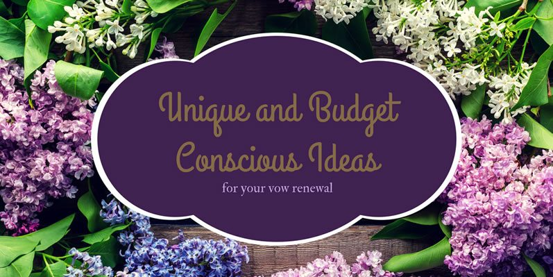 Unique and Budget Conscious Ideas