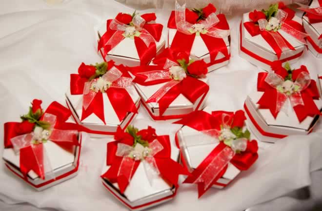 Vow Renewal Favors