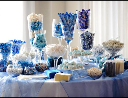Candy Buffet Table 101