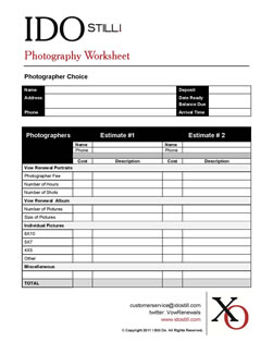 worksheet: The Story of Photography