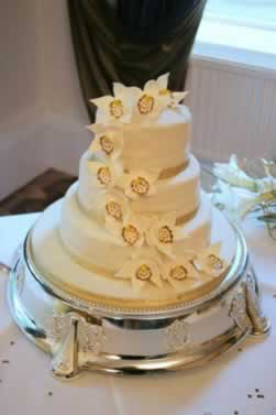 Lemon Vow Renewal Cake