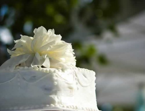How can we save money on our vow renewal cake?