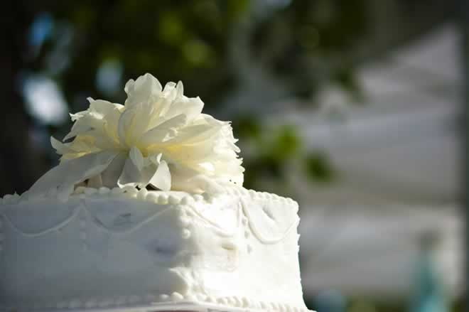 Save Money on Vow Renewal Cake