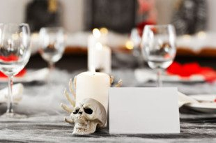 Halloween Vow Renewal Theme