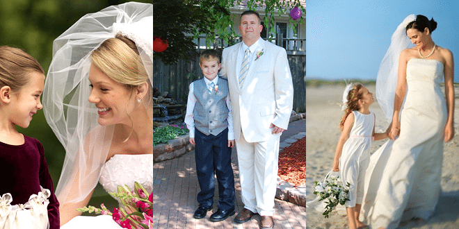 Include Your Children in Your Vow Renewal Ceremony