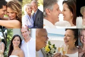 Who renews their vows