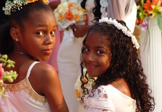 ideas for including children in your vow renewal