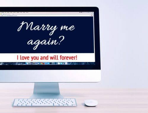 7 Hi-tech Ways to Propose Again