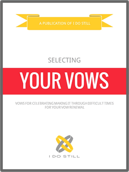 Free Guide: Vows for Celebrating Making it Through Difficult Times eBook