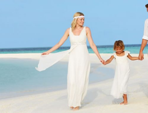 Making Vows to Your Children at Your Vow Renewal
