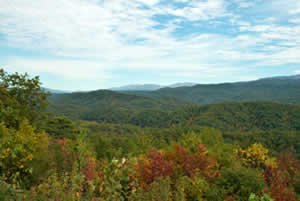 Mini Moon to the Smoky Mountains in Tennessee for Your Vow Renewal
