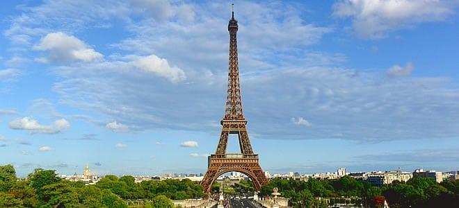 Take a second honeymoon to Paris
