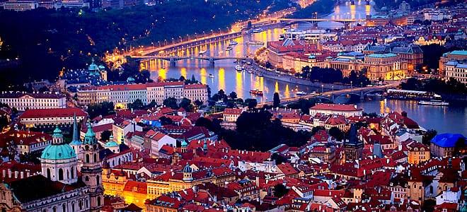 Take a second honeymoon to Prague