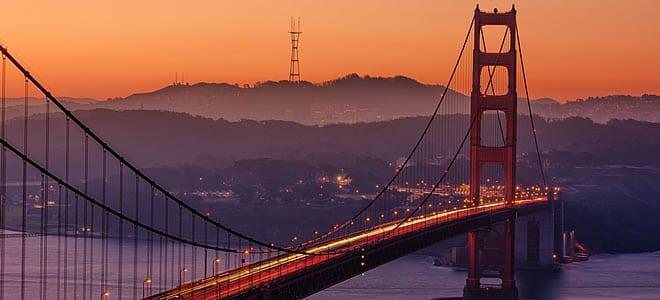 Take a second honeymoon to San Francisco