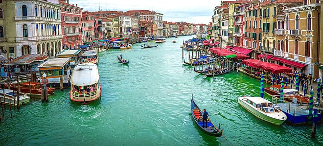 Take a second honeymoon to Venice
