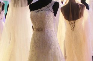 Vow Renewal Dress Shopping