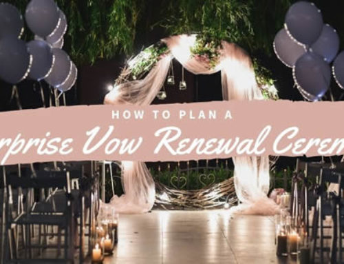 How to Plan a Surprise Vow Renewal Ceremony