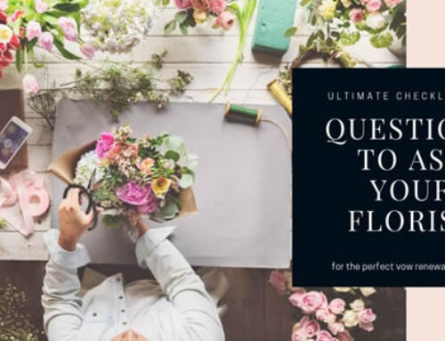 Ultimate Checklist of Questions to Ask Your Florist