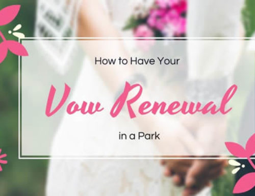 How to Have Your Vow Renewal in a Park